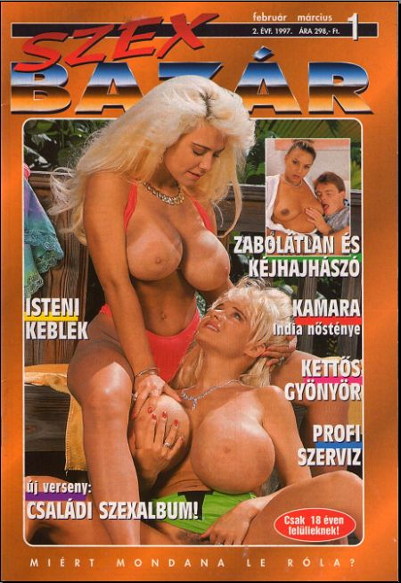 Szex Bazar 01-1997