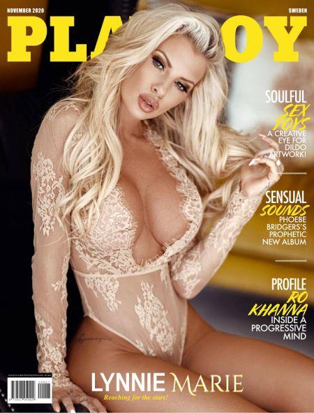 Playboy Sweden (November 2020)