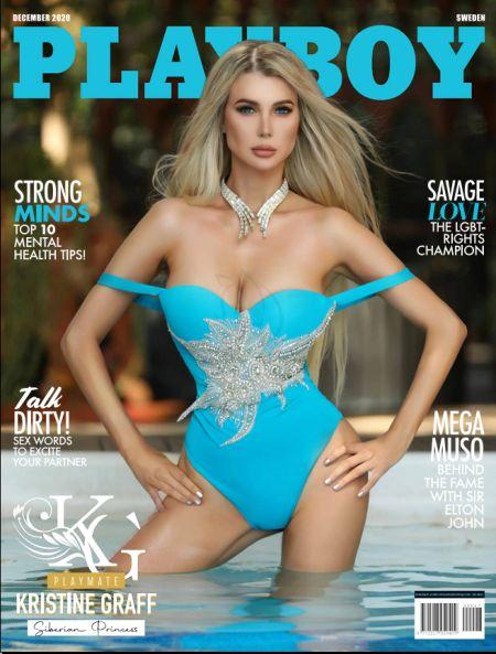 Playboy Sweden (December 2020)