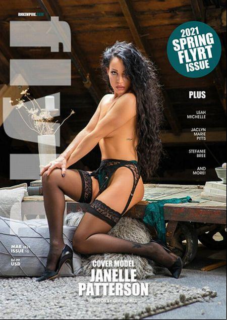 Flyrt Magazine - Issue 12 (March 2021)