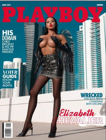 Playboy Sweden (April 2021)