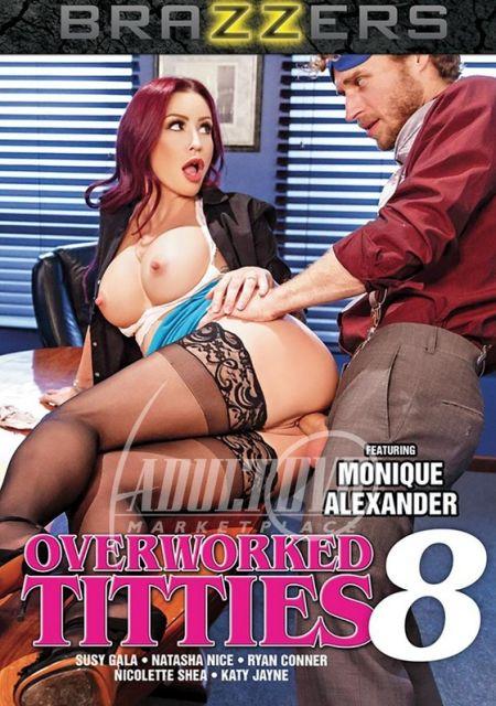Overworked Titties 8 / Загруженные Работой Сиськи 8 [2020]