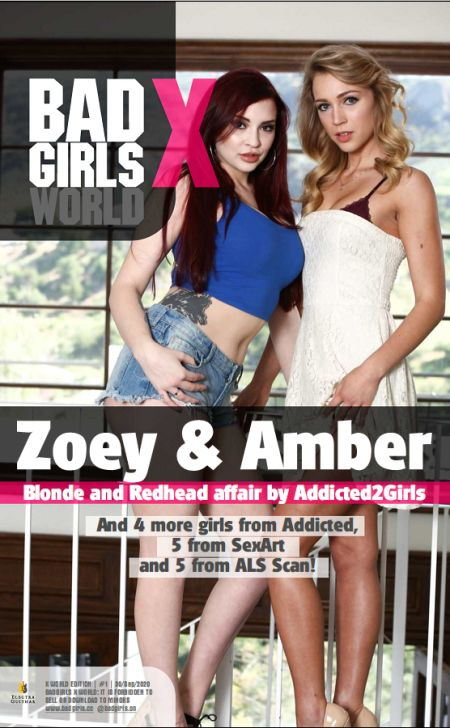 Bad Girls World X – Issue 01 (2020)