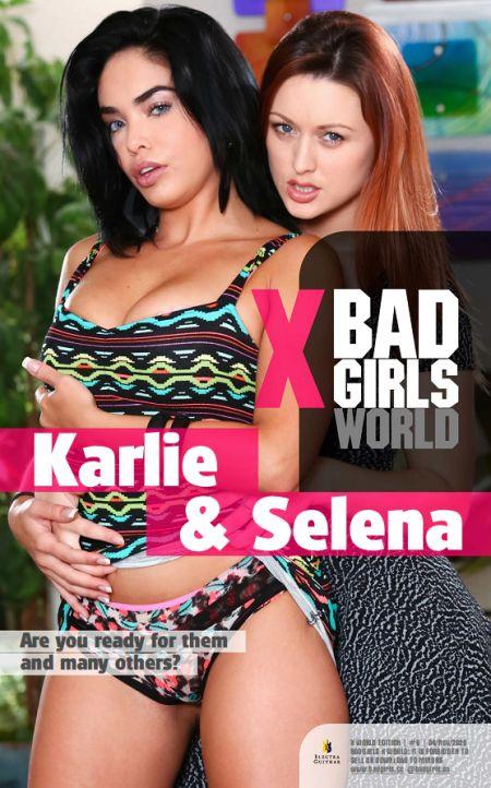 Bad Girls World X – Issue 06 (2020)