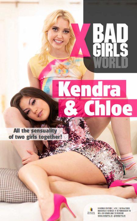 Bad Girls World X – Issue 08 (2020)