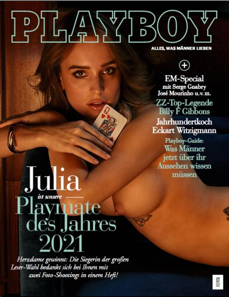 Playboy Germany (Juli 2021)