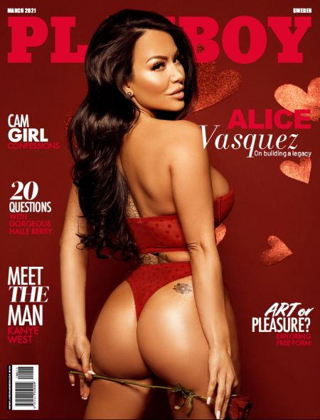 Playboy Sweden (March 2021)