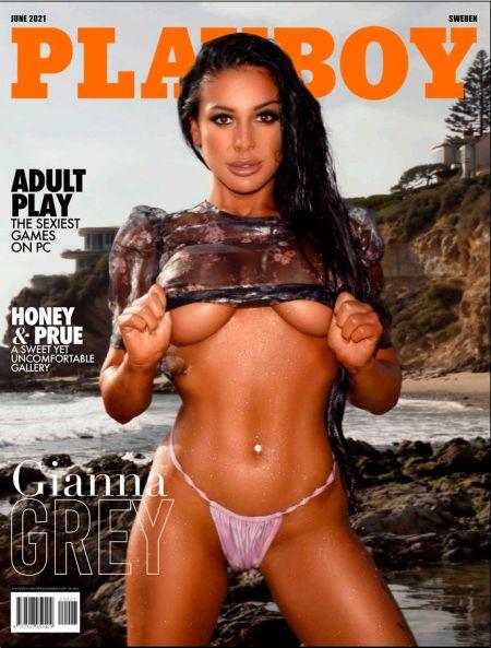 Playboy Sweden (June 2021)