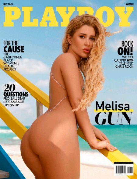 Playboy Sweden (July 2021)